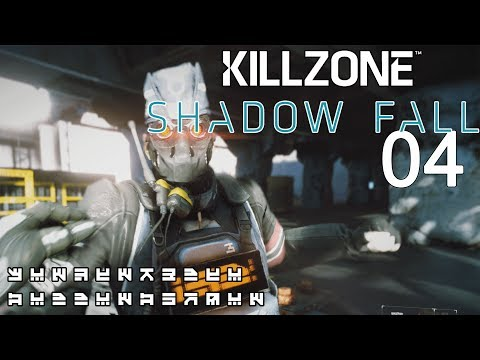 Killzone Shadow Fall #004 - Flak Sabotage [Let's Play] [PS4] [Deutsch] [HD]