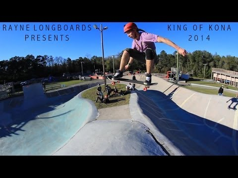 Rayne Longboards Presents: King Of Kona 2014