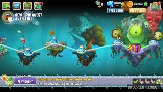 Plants vs  Zombies 2 hnt chơi game pvz 2 lồng tiếng vui nhộn funny gameplay #11 new 11