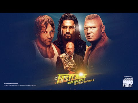 WWE Fastlane 2016 Full Show Review, Highlights, & Results :: Massive Disappointment.