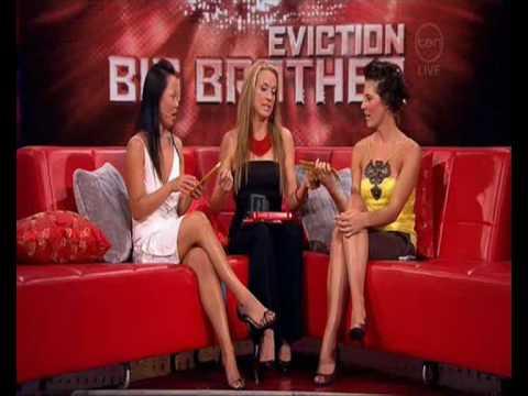 Big Brother 2006 Eviction 1 - Australia