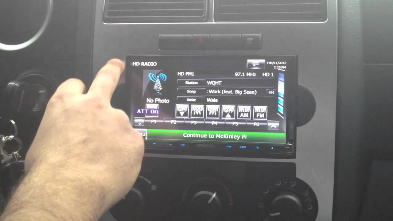 2006 Dodge Charger Srt With Kenwood Dnx 9980hd Youtube