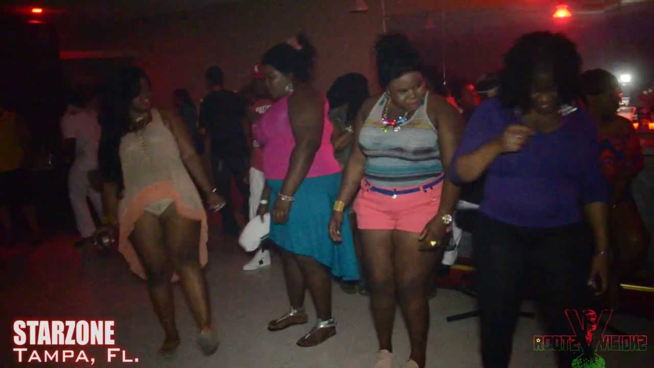 Jamaica sexy dance