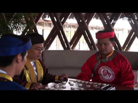 Trạng Cờ Đất Việt 2015 khu vực miền Trung, vòng 1-4: Tôn Thất Nhật Tân vs Phan Thanh Giản