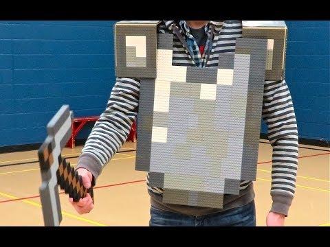 LEGO Minecraft Armor