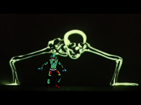 Customised Interactive Tron Led Dance