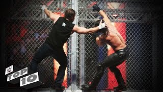 WWE Top 10 mejores momentos de Hell in a Cell