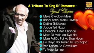 Yash Chopra -  Evergreen Romantic Songs - Audio Jukebox