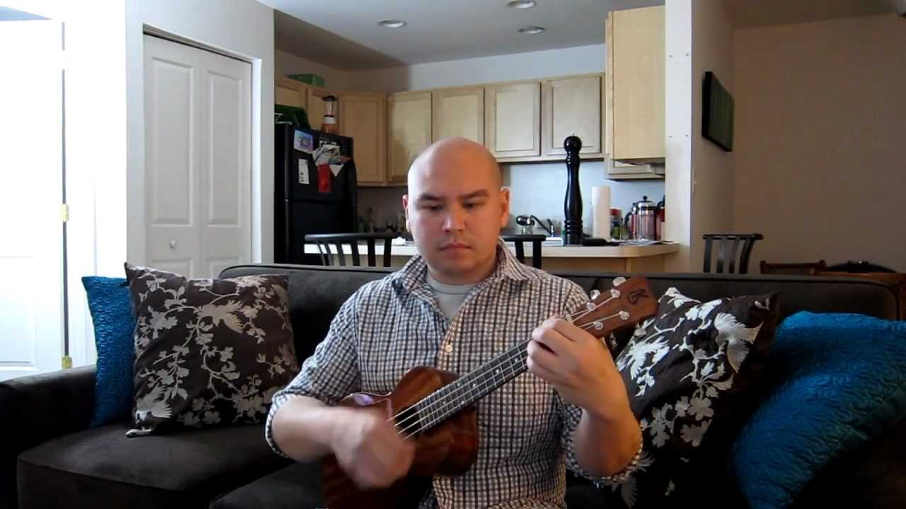 Eddie Vedder - Rise (ukulele cover) - YouTube