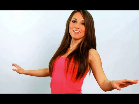 Kelley Learns to Belly Dance | Belly Dancing