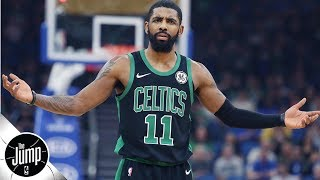 'No guarantee' Kyrie Irving stays with Celtics - Tracy McGrady | The Jump