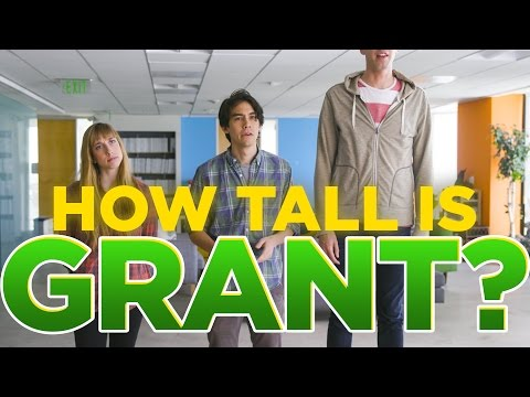 How Tall Is Grant