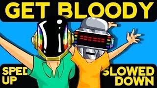 "Daft Punk's Grammy Winning ""Get Lucky"" (Parody Sped Up"