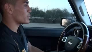 ESPECIAL DEL GALLO ESTRADA EN TELEMAX PREVIO SU COMBATE VS