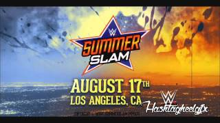 "2014: WWE SummerSlam Official Theme Song ""Sunshine"