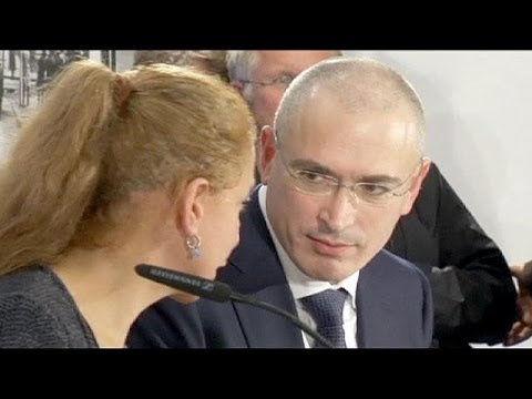 Khodorkovsky to campaign for political prisoners