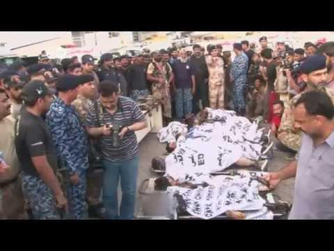 Pakistani Taliban attacks Karachi airport | Journal