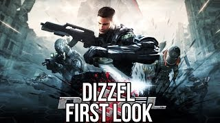 Dizzel (Free Online Shooter): Watcha Playin'? Gameplay