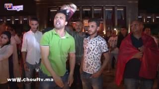 فيديو جد مؤثر..شوفو غيرة مواطن مغربي حر أشنو دار فمسيرة الشموع بالرباط | خارج البلاطو