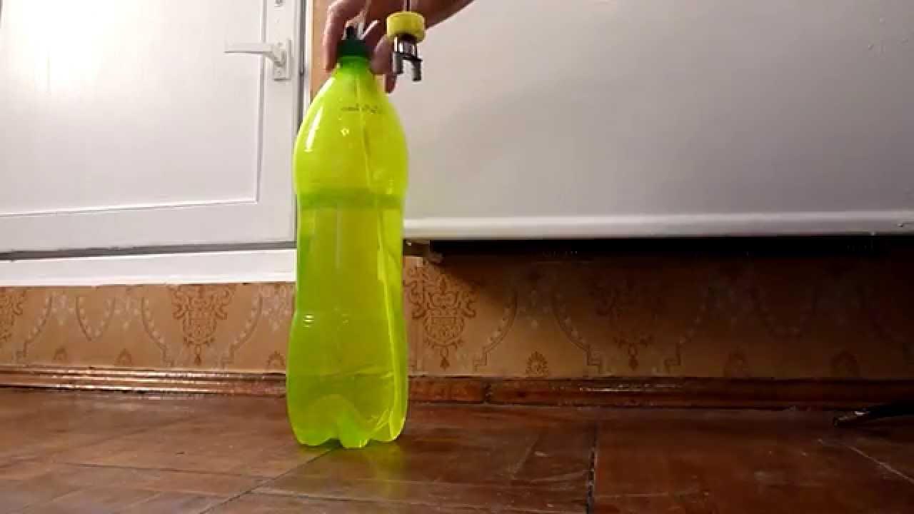 Распылитель на бутылку своими руками 60