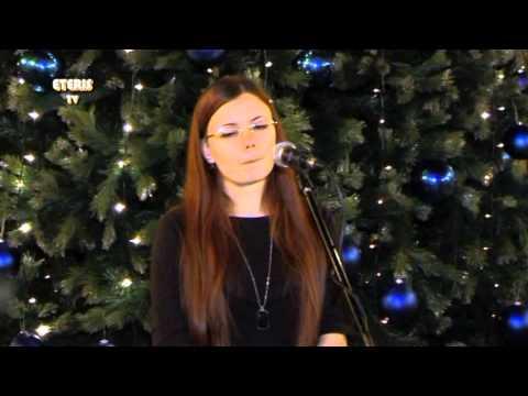 ETERIS TV 2014.01.21 Sausio 7d. Prienuose atidaryta tapytojos Gintarės Marčiulynaitės darbų paroda