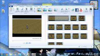 Unir Video Clips Con Movie Maker