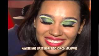 Kayete visita um dos maiores circos da Am�rica Latina para conhecer hist�rias das mulheres