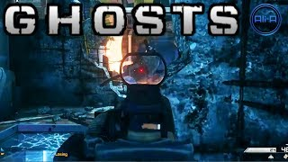 "Call of Duty: Ghosts - ""FREE FALL"" Multiplayer Trailer! Dynamic Map! - (COD Ghost Online)"