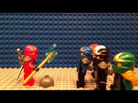 Lego Ninjago 2016 Trailer