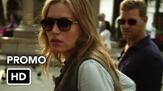 """Covert Affairs 5x03 Promo """"Unseen Power Of The Picket"""