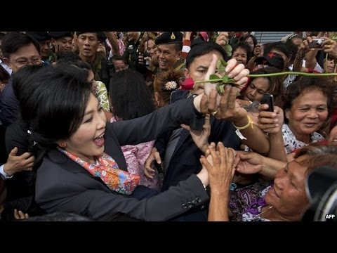 Thailand court ousts PM Yingluck Shinawatra