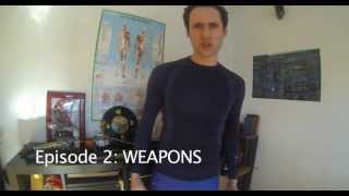 Zombie Survival Training, EPISODE 2: WEAPONS