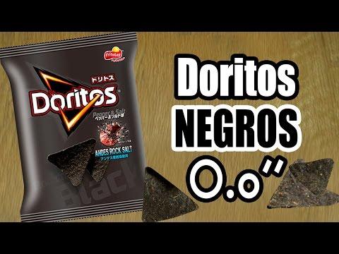 Los sabores de Doritos más raros del mundo