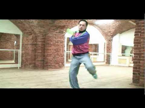 Dubstep Digital Dance (3D). Massive Attack - Paradize Circus