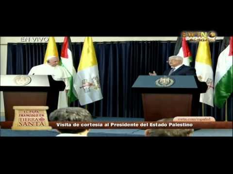 Discurso de Mahmoud Abbas, Presidente de Palestina