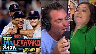 Stugotz calls out Bill Simmons for Boston sports tweets | Dan Le Batard Show
