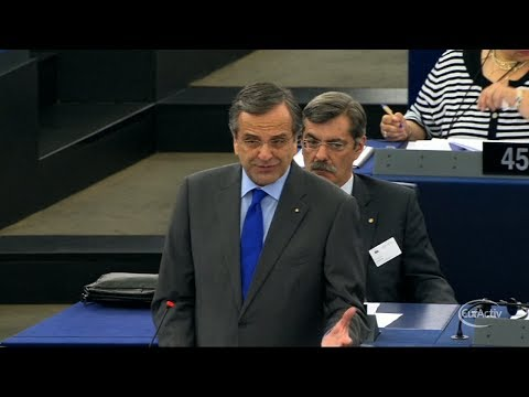 Europe works, says Greek PM Antonis Samaras