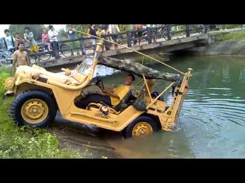 Jeep lội nước Vietnam P2