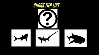 The Shark Tier List