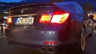 BMW Alpina B7 Modell 2012 - F01 / F02 7er V8 Biturbo 4,4l 507 Ps / Hp - 0-100 4,7 sec videos