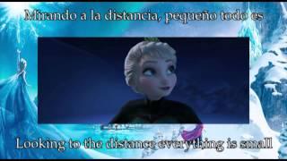 Disney's Frozen Let It Go (Latin American Spanish S&T