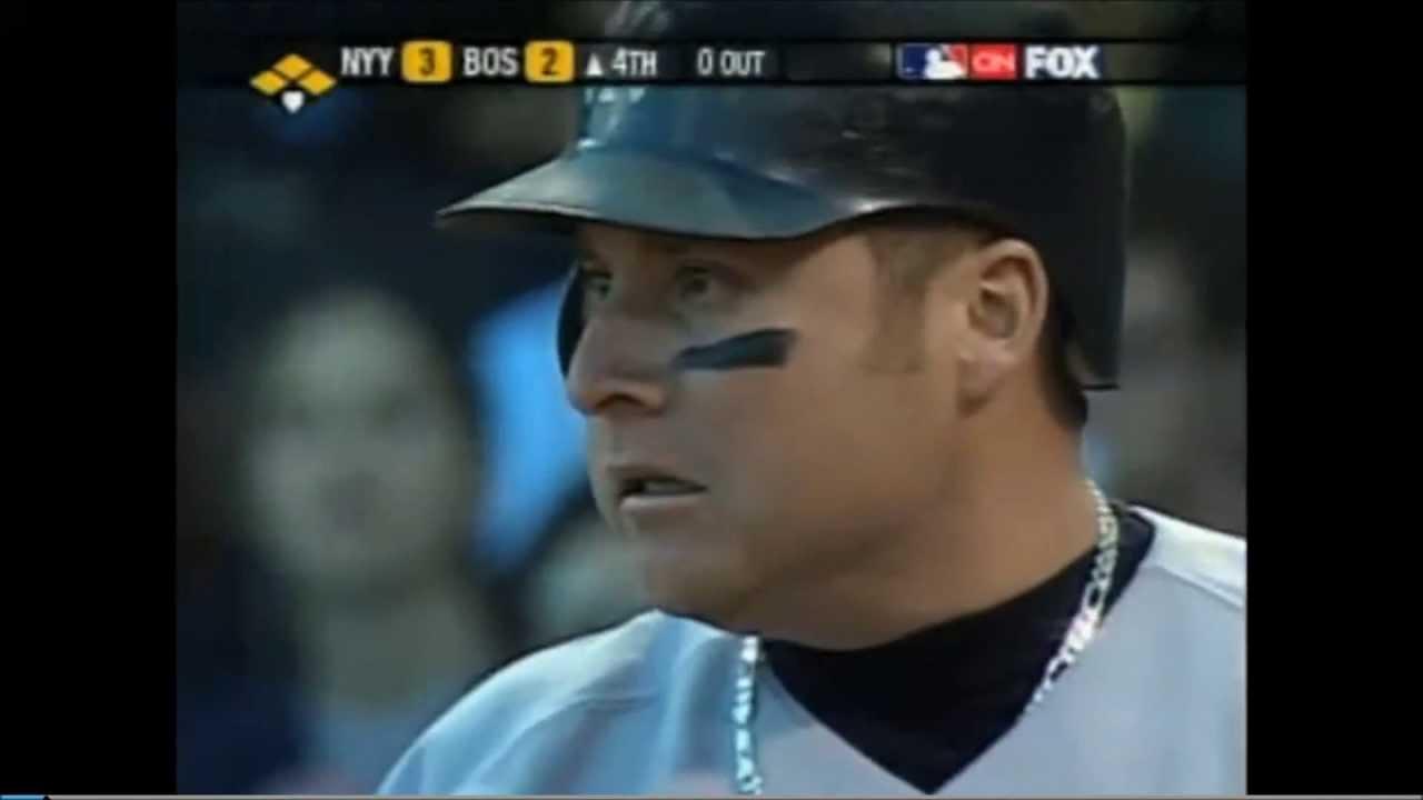 Yankees red sox brawl 2003 alcs pedro zimmer karim - Pedro martinez garcia ...