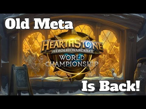 Hall Of Champions Tavern Brawl Gameplay | Old Meta Is Back! | Hearthstone Kobolds And Catacombs