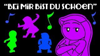 Bei Mir Bist Du Schoen- Rebecca Parham (Music Video Only)