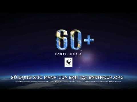 Người nhện Siêu Đẳng 2 - Gặp gỡ đoàn làm phim trong Earth Hour