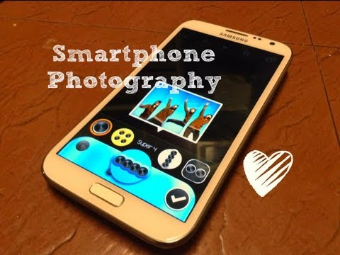 TOP 10 Tips for Smartphone PHOTOGRAPHY + Android & iOS