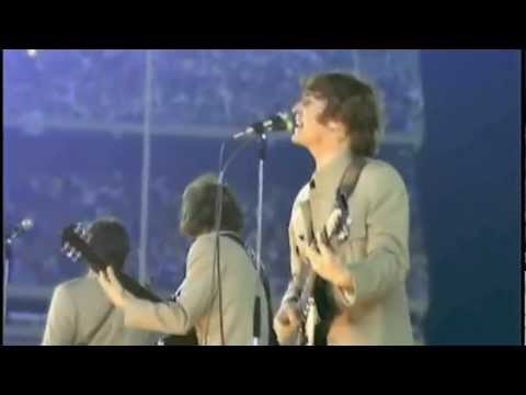 Beatles : Help! : live at Shea Stadium and Blackpool - 1965