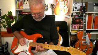 WITHOUT YOU   (Harry Nilsson guitar cover)