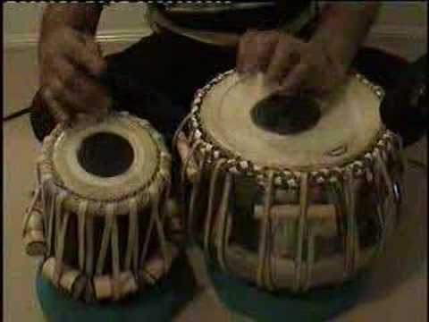 Tabla Lesson 9 by Venkat