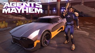 Agents of Mayhem - 'Ride For Mayhem' Trailer